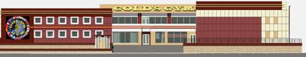 Golds gym в Абакане