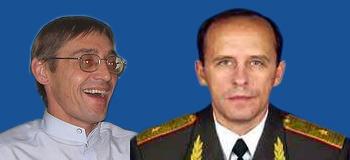 Александр Бортников и Александр Бортников
