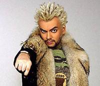 Филипп Киркоров - famous russian songer. Фото: www.dni.ru