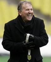 Тренер ЦСКА Зико. Фото: www.sport-express.ru