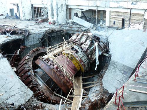 СШ ГЭС