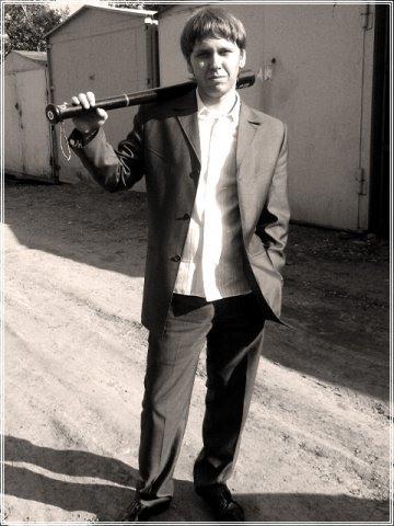 Валерий Шибанов - просто хороший гангстер. Фото shibaon.ru