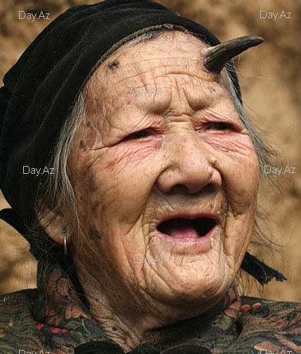 Рог китайской бабушки