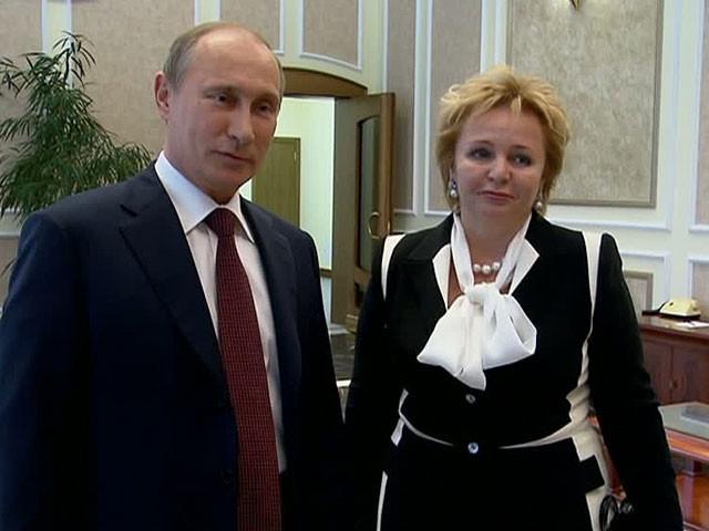 Владимир и Людмила Путины объявляют о разводе