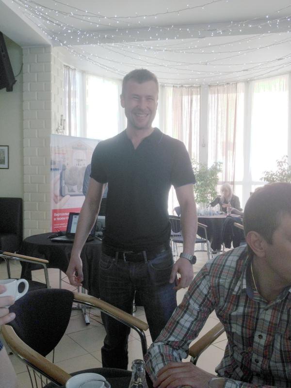 Вадим Шахторин. quiz-викторина МТС в Хакасии