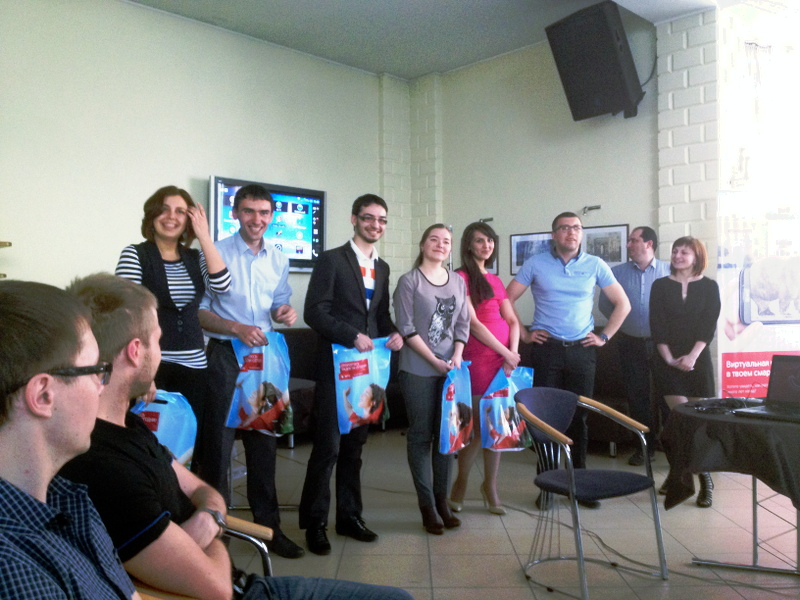 Команда РЕДД Бур. Quiz-викторина от МТС в Хакасии