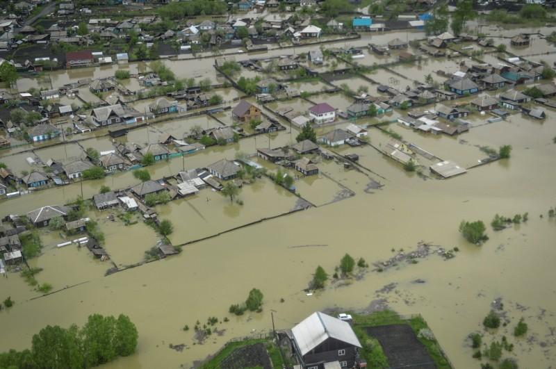 Абаза наводнение