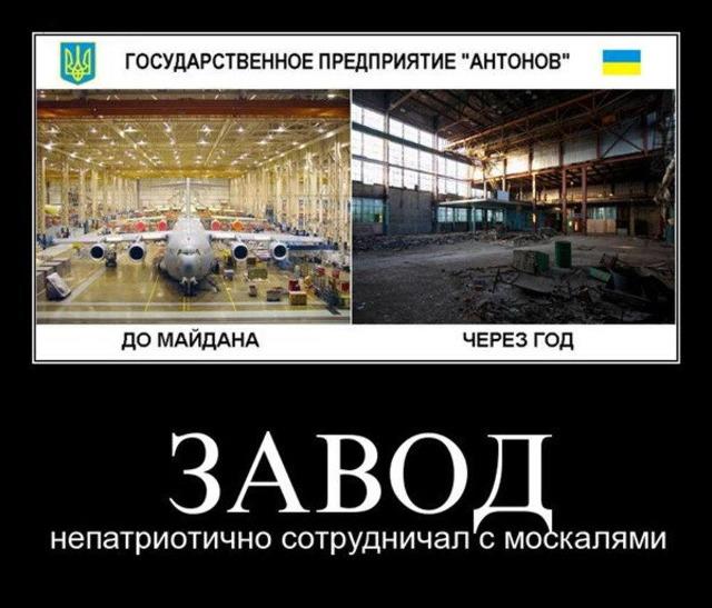 Антонов на Украине