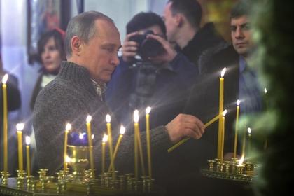 Владимир Путин. Фото: Алексей Дружинин, РИА Новости