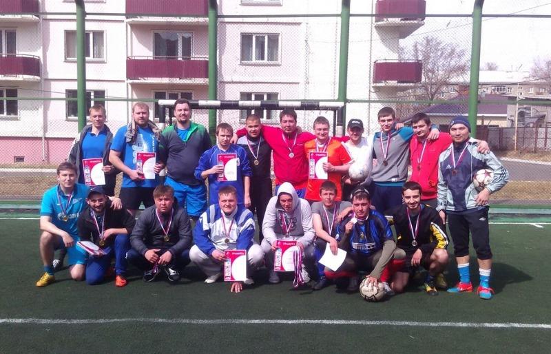 Первый турнир памяти Влада Пупкова