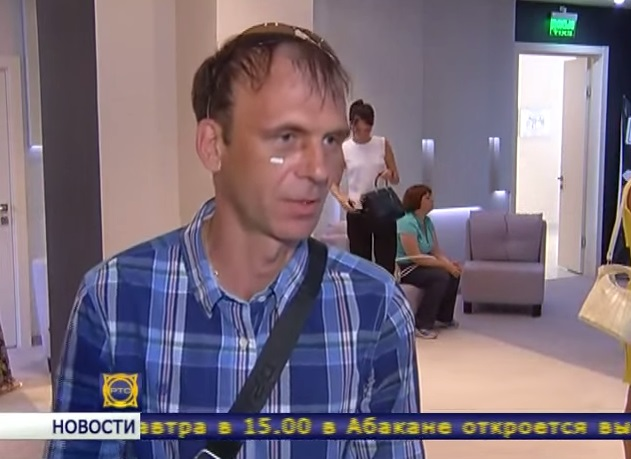 Михаил Афанасьев, Новый фокус. Кадр РТС