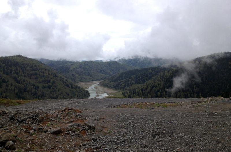 Вид на реку Уса