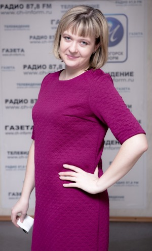Вера Малунова. Фото из личного архива