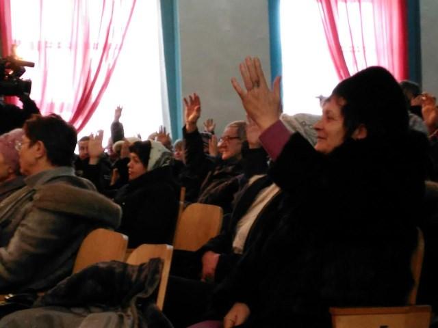 Жители в Туиме проголосовали за строительство марганцевого завода