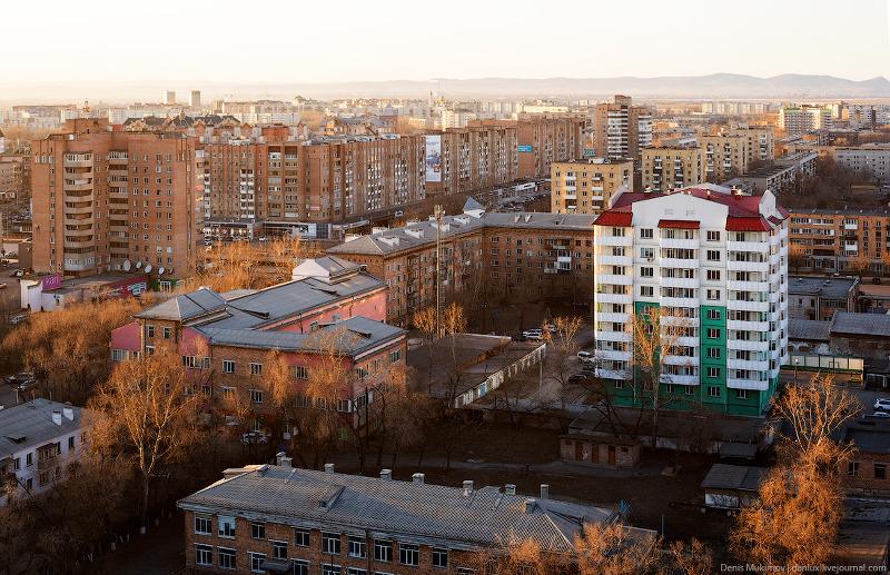 Башня Власти от Власта Инвест. Фото Дениса Мукимова