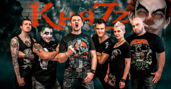 Концерт группы КняZz в Абакане