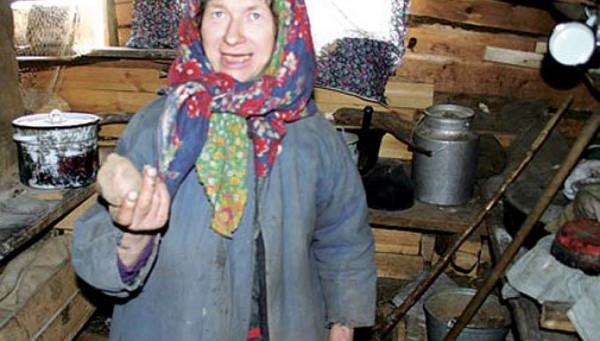 Агафья Лыкова. Фото intvua.com